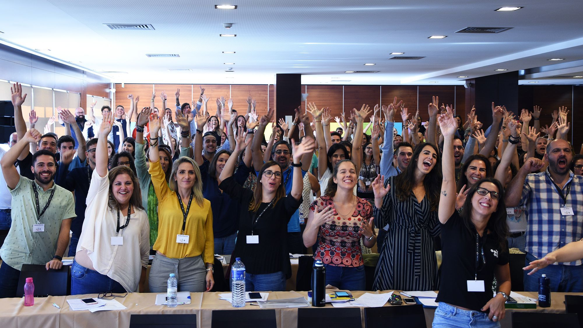Powerful congresses generate powerful businesses